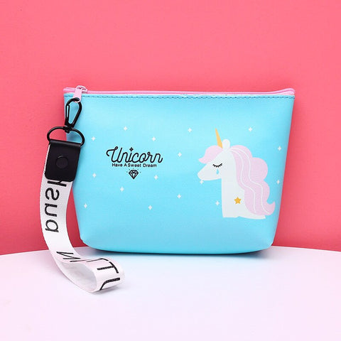 Unicorn Make Up Pouch