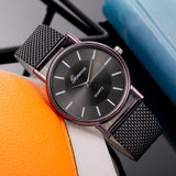 Amelie- Stainless Steel Watch