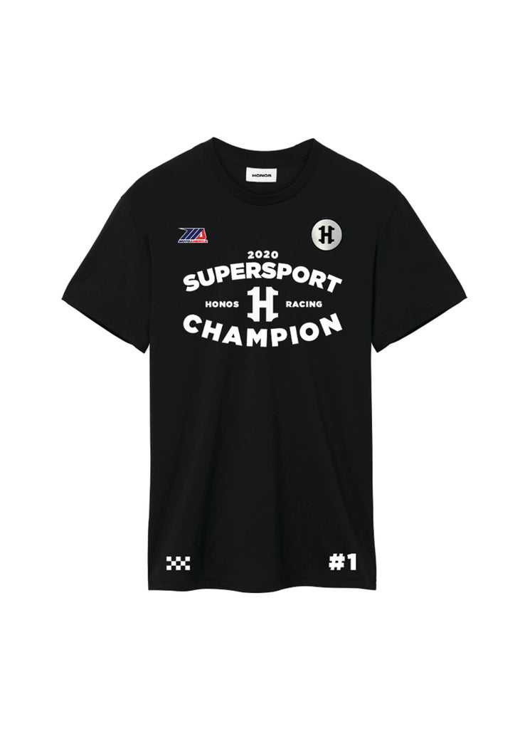 Black | 2020 Supersport Champion T-Shirt