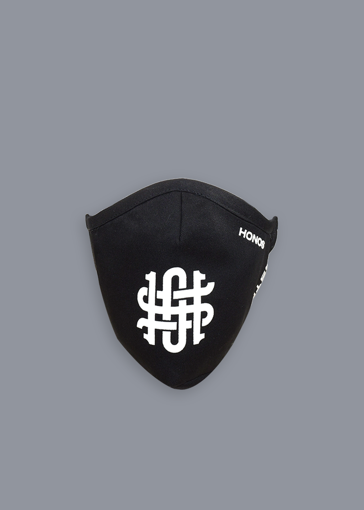 HONOS Monogram Face Mask