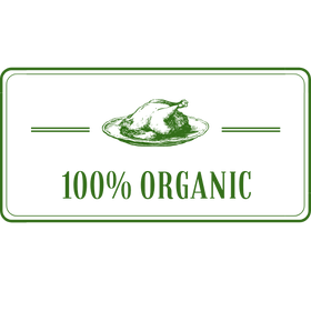 100 organic wecompress