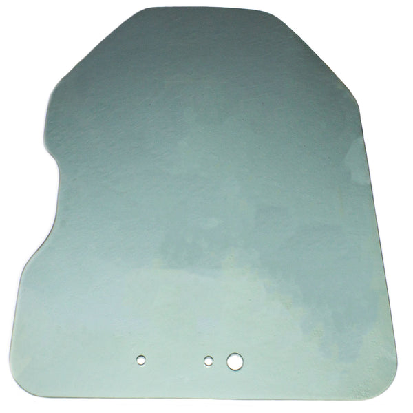 6729776, Curved Cab Door Glass For Bobcat | DURAFORCE INC