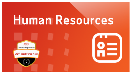 Certified Human Resources Specialist in ADP Workforce Now®