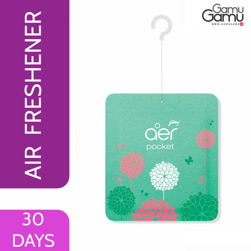 Aer Pocket - Morning Misty Meadows | 30 Days,Home Care - GamuGamu.lk