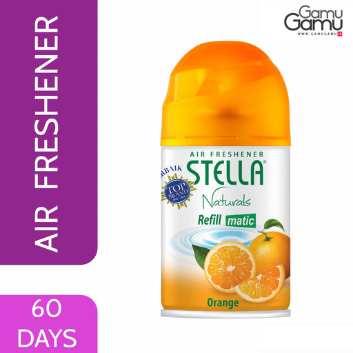 Stella Matic Orange Refill |60 Days,Home Care - GamuGamu.lk