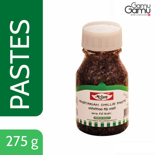 Vegetarian Chillie Paste | 275 g,Foods - GamuGamu.lk
