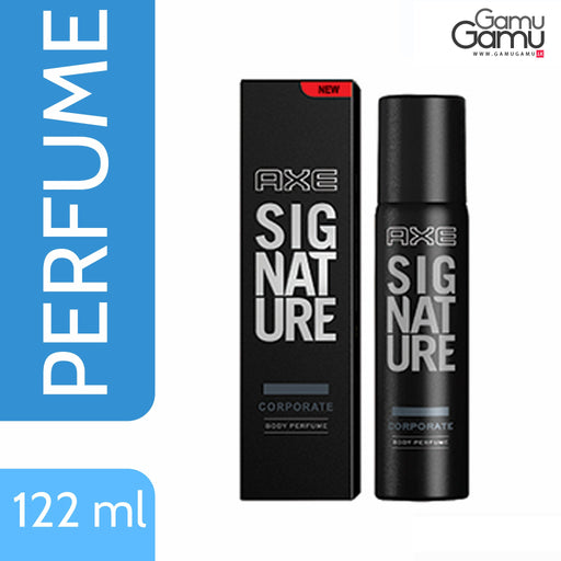 Axe Signature Corporate Perfume | 122 ml,Personal Care - GamuGamu.lk