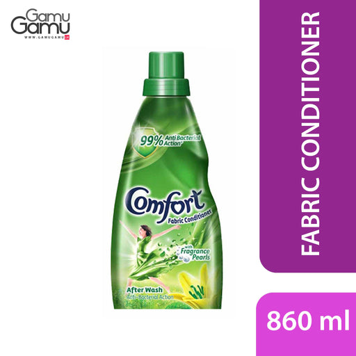 Comfort After Wash Anti Bacterial Fabric Conditioner (Green) | 860 ml,Home Care - GamuGamu.lk