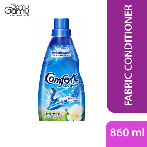 Comfort After Wash Morning Fresh Fabric Conditioner (Blue) | 860 ml,Home Care, Unilever - gamugamu.lk