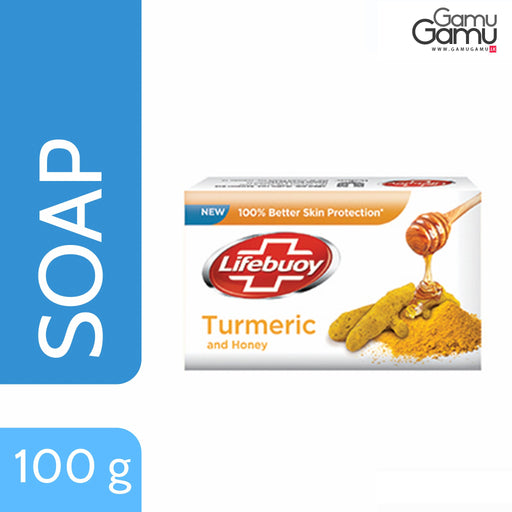 Lifebuoy Turmeric & Honey Soap | 100 g,Personal Care - GamuGamu.lk