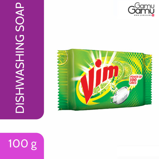 Vim Dishwashing Soap | 100 g,Home Care - GamuGamu.lk
