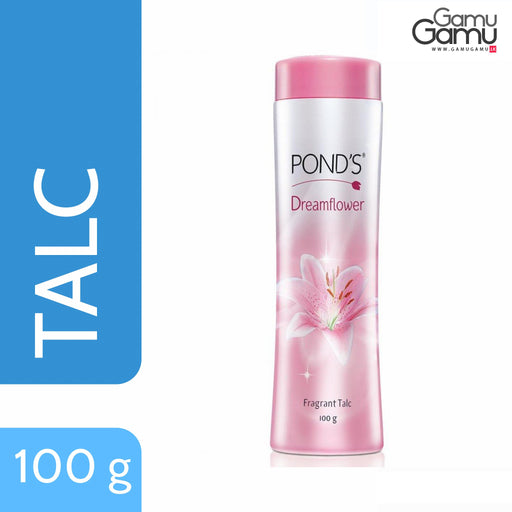 Ponds Dream Flower Talc | 100 g,Personal Care - GamuGamu.lk