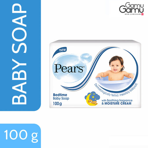 Pears Bed Time Baby Soap | 100 g,Personal Care - GamuGamu.lk