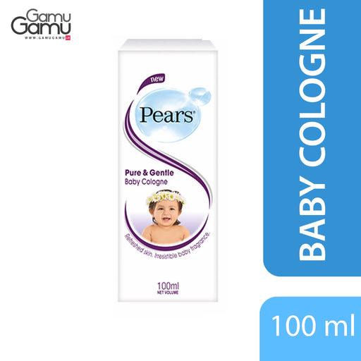 Pears Pure & Gentle Baby Cologne | 100 ml,Personal Care, Unilever - gamugamu.lk