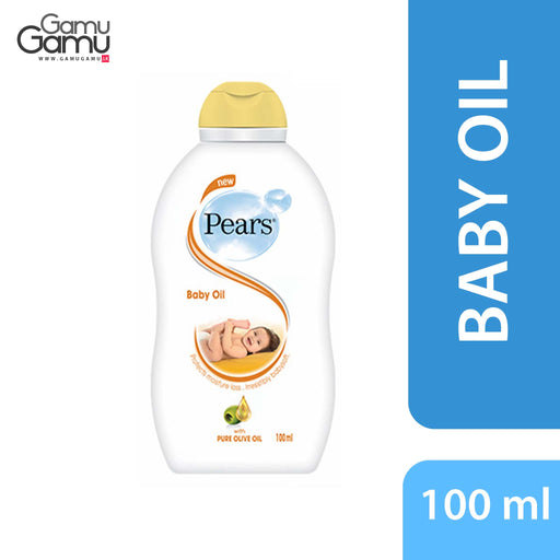 Pears Pure & Gentle Baby Oil | 100 ml,Personal Care - GamuGamu.lk