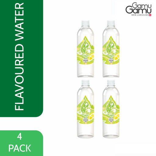 Islander Lemon & Lime Flavoured Water | 4 Pack,Foods - GamuGamu.lk