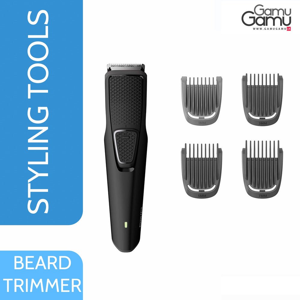 Philips Cordless Beard Trimmer | BT1215,Personal Care - GamuGamu.lk