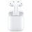Apple - AirPods with Charging Case (Latest Model) - White,[product_type] - GamuGamu.lk