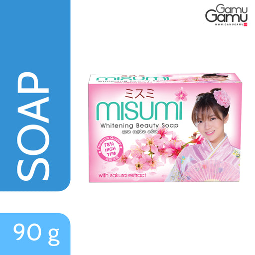 Misumi Whitening Beauty Soap | 90g,Personal Care, Nature's Secrets - gamugamu.lk
