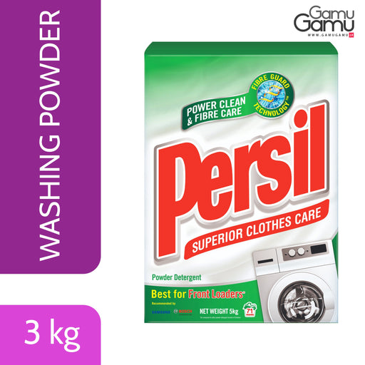 Persil Detergent Powder | 3 kg,Home Care, Unilever International - gamugamu.lk