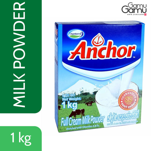 Anchor Milk Powder | 1 kg,Foods - GamuGamu.lk