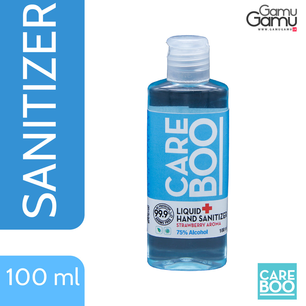 Care Boo Liquid Hand Sanitizer | 100 ml