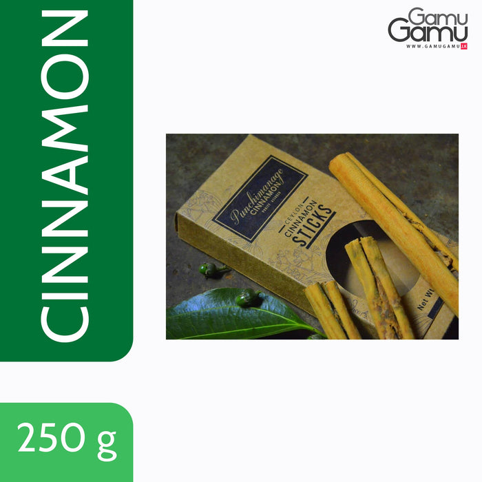 Cinnamon Sticks | 50 g,Foods, Punchimanage Cinnamon - gamugamu.lk