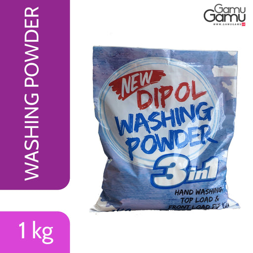 Dipol Washing Powder | 1 Kg,Home Care - GamuGamu.lk