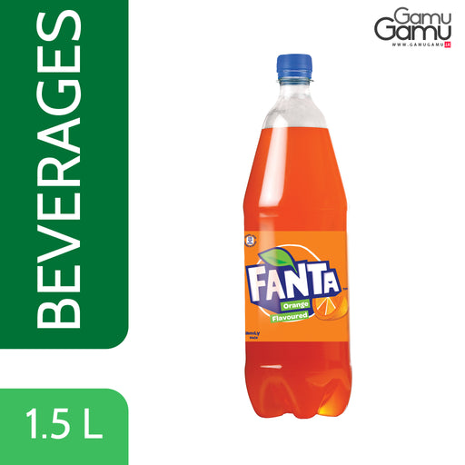 Fanta Orange | 1.5 L,[product_type], GamuGamu.lk - gamugamu.lk