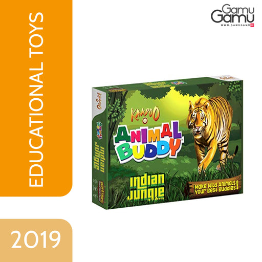 Kadoo - Indian Jungle | 2019,Toys, Kids & Baby - GamuGamu.lk