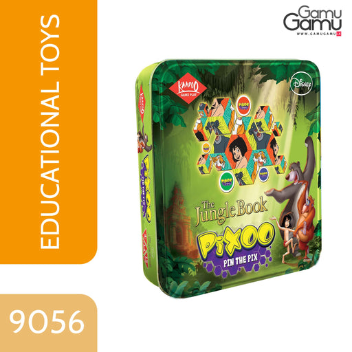 Kadoo - Pixoo Jungle  Book | 9056,Toys, Kids & Baby - GamuGamu.lk
