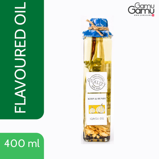 Kern & Hundt Garlic Oil | 400 ml,Foods - GamuGamu.lk