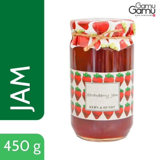 Kern & Hundt Strawberry Jam | 450 g,Foods - GamuGamu.lk