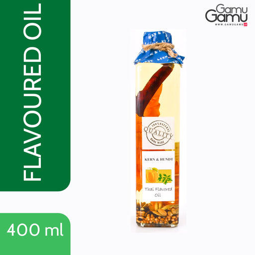 Kern & Hundt Thai Flavored Oil | 400 ml,Foods - GamuGamu.lk