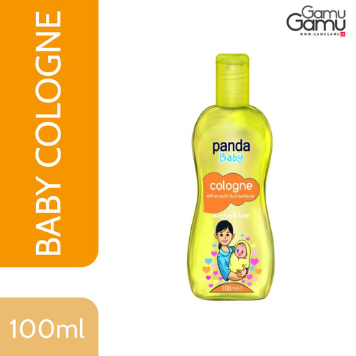 Panda Baby - Colonge - Mother's Love | 100ml,Toys, Kids & Baby - GamuGamu.lk