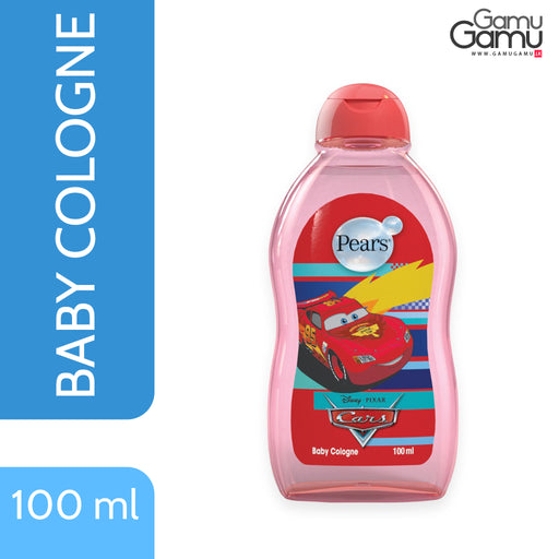 Pears Disney Cars Edition Baby Cologne | 100 ml,Personal Care, Unilever - gamugamu.lk