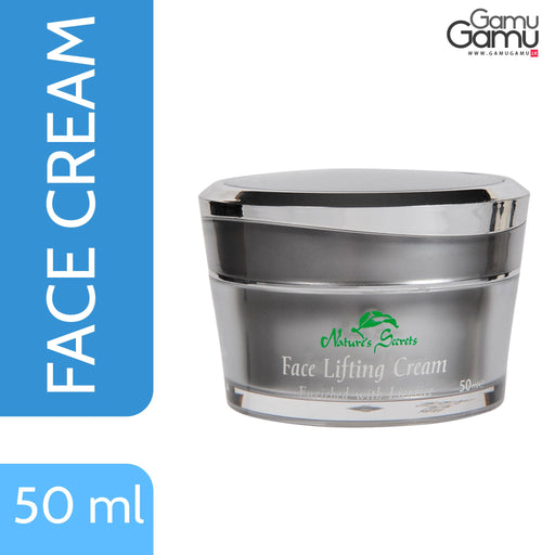 Platinum Face Lifting Cream (Enriched with Licorice)  | 50 ml,Personal Care - GamuGamu.lk