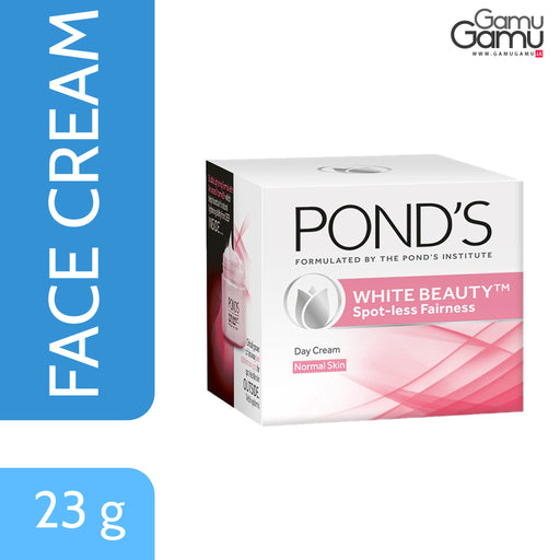 Ponds's White Beauty Spot-Less Fairness Face Cream | 23 g,Personal Care, Unilever - gamugamu.lk