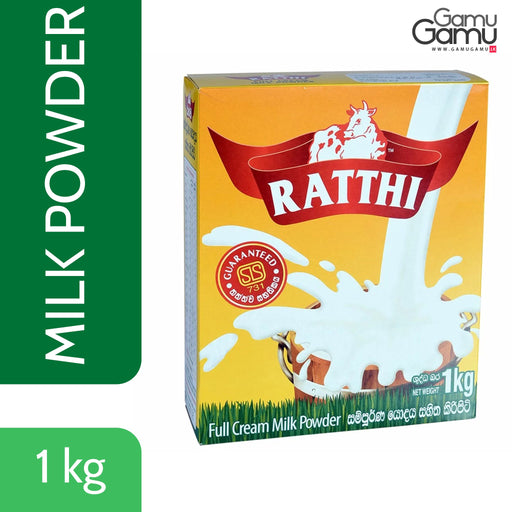 Ratthi Milk Powder  | 1 kg,Foods - GamuGamu.lk