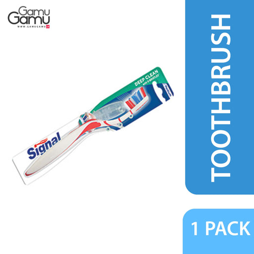 Signal Deep Clean Toothbrush | 1 Pack,Personal Care, Unilever - gamugamu.lk