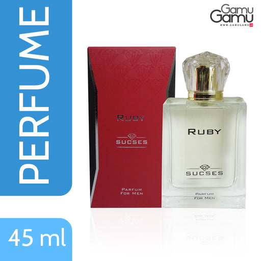 SUCSES Ruby Men's Perfume  | 45 ml,Personal Care - GamuGamu.lk