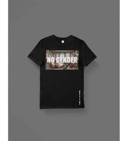 "T-SHIRT "" NO GENDER"""