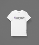 "T-shirt col rond ""NJspensable"""