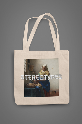 "Tote Bag ""STEREOTYPES"""