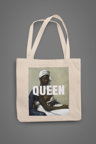 "Tote Bag ""QUEEN"""