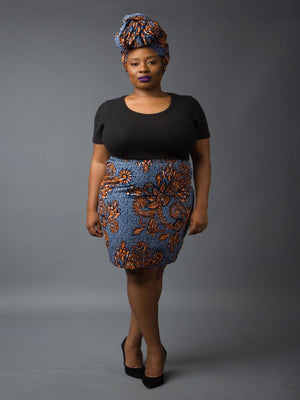 Abebi Pencil Skirt