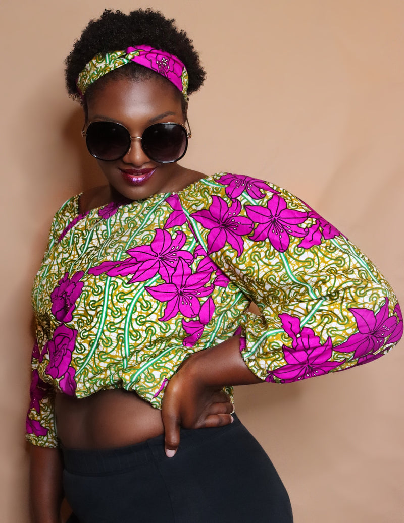 Olamide Crop Top