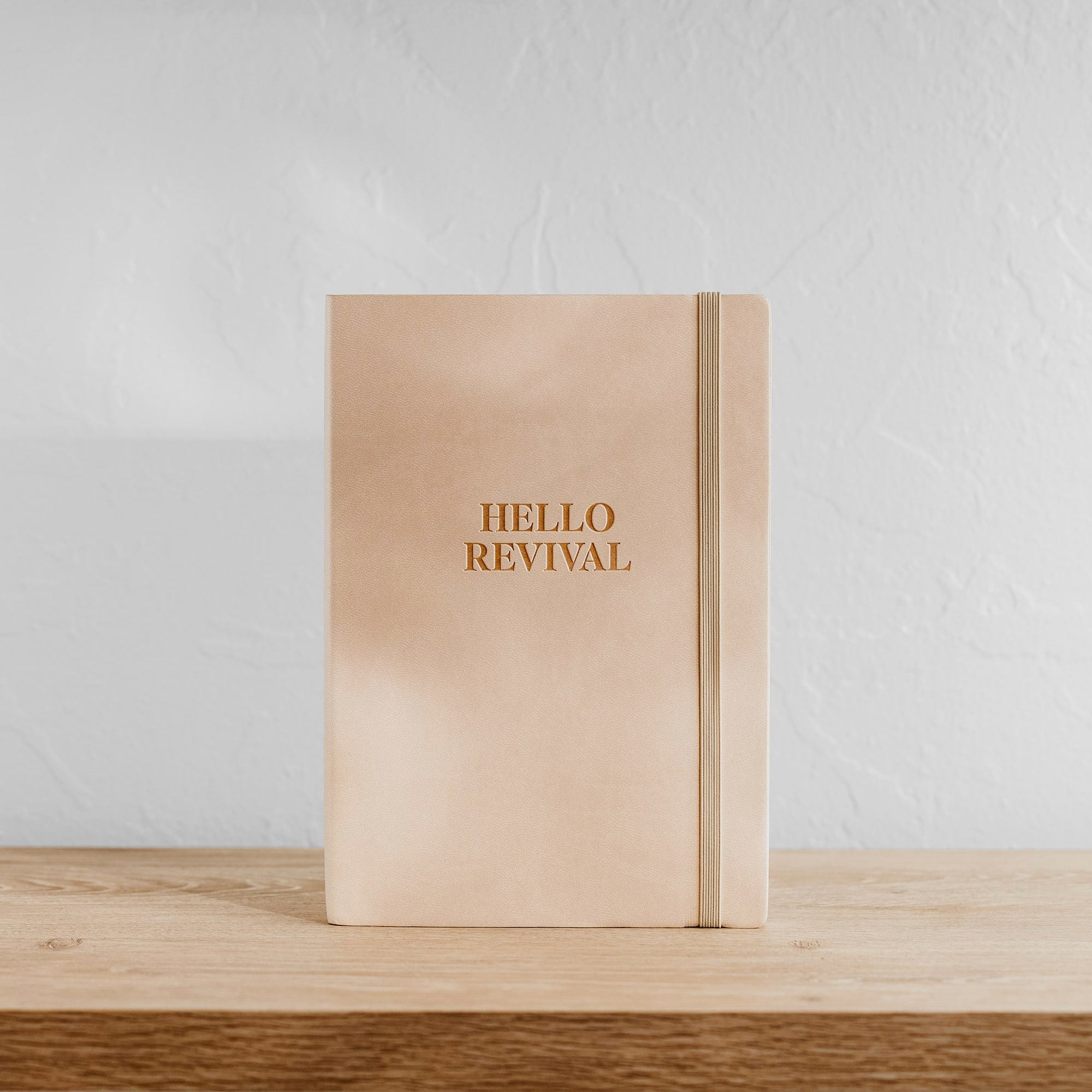 Devotional Journal – 1 Year Bundle (4 Pack) - Hello Revival