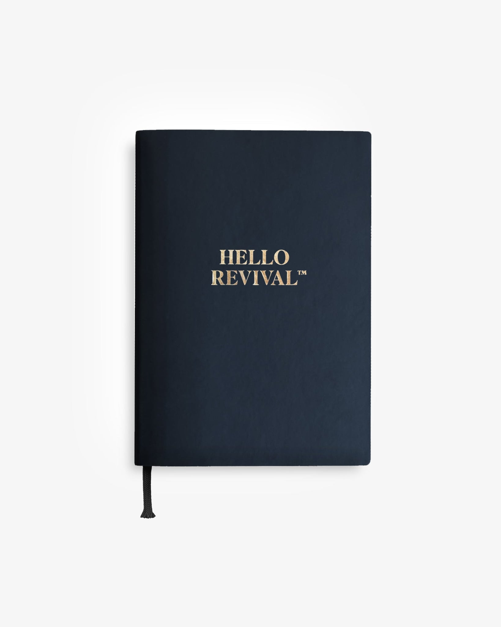Undated Christian Planner (Outdated) - Hello Revival