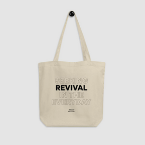 Seeking Revival Tote - Hello Revival